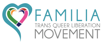 familia trans queer liberation movement logo
